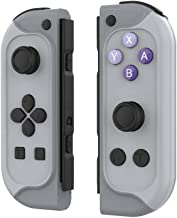 $45 » JOYTORN Switch Joy Pad Replacement for Switch,Switch Joy-con(L/R) Remotes Controller with Turbo,Motion Control & Dual Shoc...