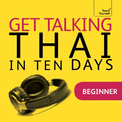 Get Talking Thai in Ten Days cover art