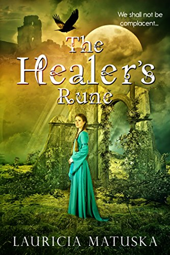 Book: The Healer's Rune by Lauricia Matuska