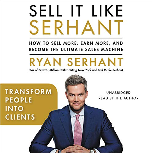 Transform People into Clients cover art