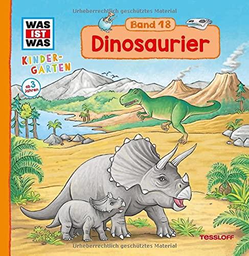 WAS IST WAS Kindergarten Band 18 Dinosaurier