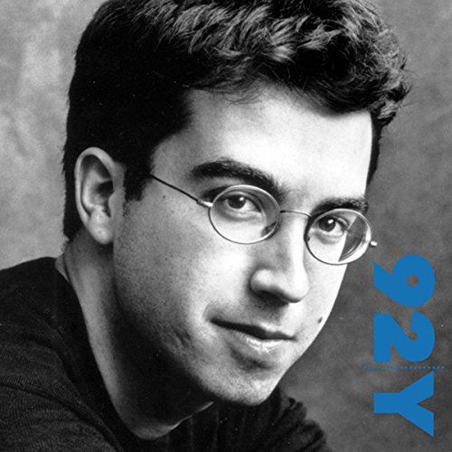 Jonathan Safran Foer at the 92nd Street Y audiobook cover art
