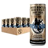 Wild Bill's Diet Root Beer Soda, Sugar Free, 12 Fl Oz Cans (Pack of 12)