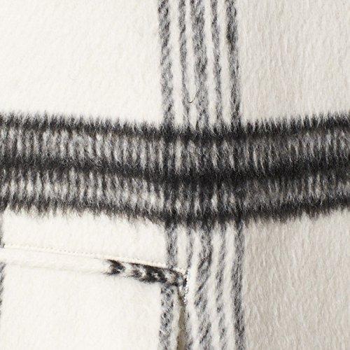 『(ビス) ViS シャギーチェスターコート BVO3457 40 ネイビー 40 M』の7枚目の画像