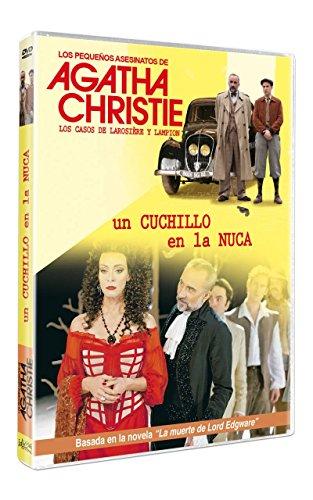 Los pequeños asesinatos de A. Christie: un cuchillo en la nuca [DVD]