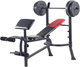 Best weight bench with weights included Reviews