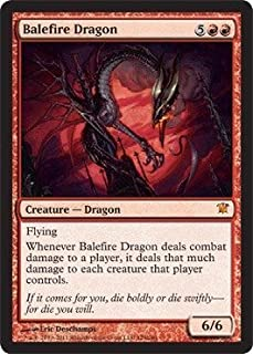 Magic: the Gathering - Balefire Dragon - Innistrad - Foil