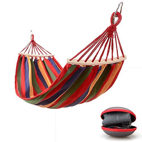 EASY EAGLE Hamaca Colgante para Jardin Camping | MAX 300kg de Capacidad de...