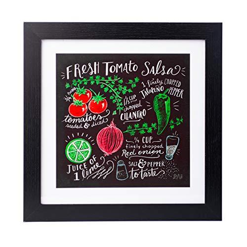 Grupo Erik PE30X30CM0007 Cuadro Cocin Lily & Val Fresh Tomato Salsa, Salsa