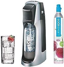 Sodastream JET Titan Grise - Machine à eau pétillante et soda