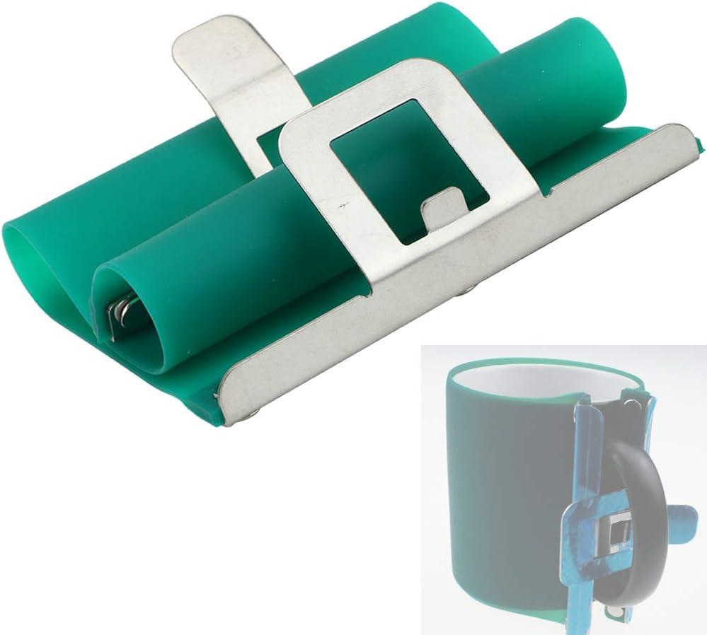 Silicone 3D Rubber Mug Wrap Clamp Printer Phoenix Mall Press eat Heat [Alternative dealer]