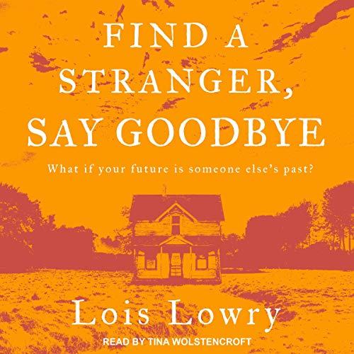 Find a Stranger, Say Goodbye cover art