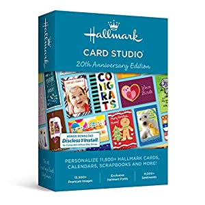 Hallmark Card Studio– New Version