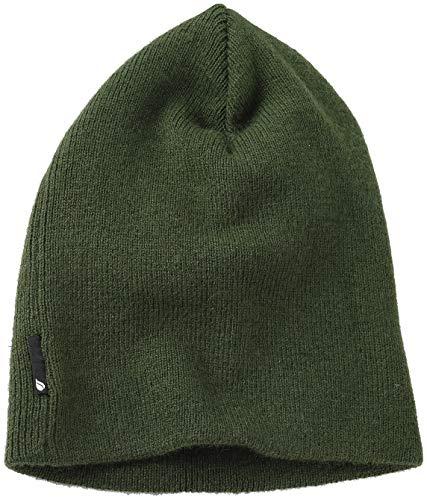 Didriksons Muetze Beanie Olivedal Beanie dunkelgrün elastisch wärmend (one-Size)