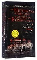 罗马帝国衰亡史(第2卷)(英文版)/最经典英语文库
