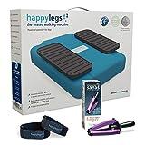 Oferta Pack Happylegs® Azul + Manos Sanas® + Correas. La auténtica máquina de andar sentado®. ÚNICA fabricada en España. La más rápida y silenciosa. CE