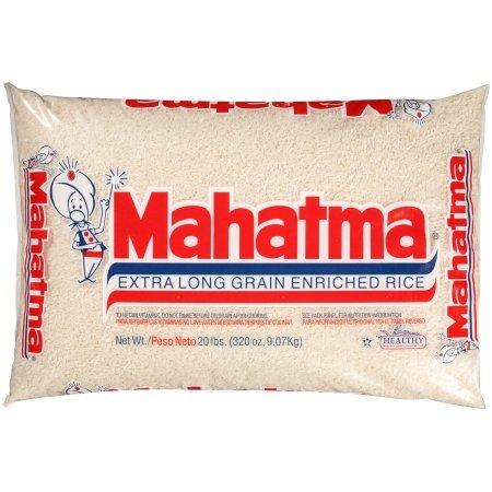 Mahatma Long Grain White Rice 20Pound