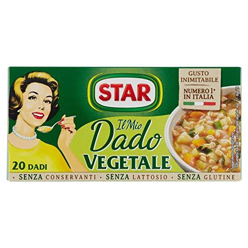 Star Il mio Dado Vegetale, 6 x 20 Dadi
