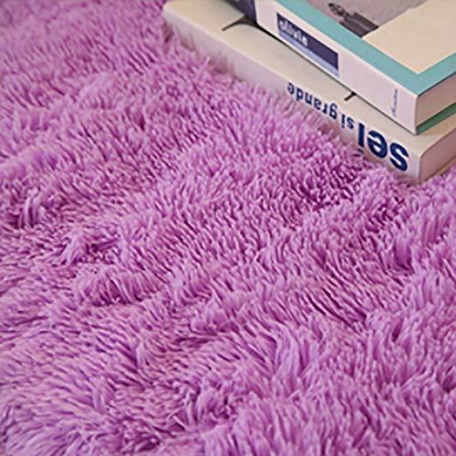 MU Home Living Room Doorway Comodino Tappeto-Moquette Tessuto in Poliestere Aspirazione Ovale Antiscivolo può Essere utilizzato in Camera da Letto Comodino, Soggiorno,# 7,100 cm * 200cm