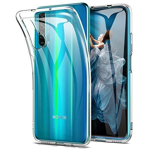 iBetter für Honor 20 Pro Hülle, Soft TPU Ultradünn Cover [Slim-Fit] [Anti-Scratch] [Shock Absorption] passt für Honor 20 Pro Smartphone - 3