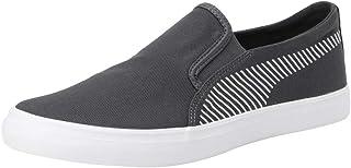 Puma Men's Madrid Slip-on Idp Iron Gate Black Sneakers