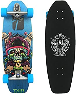 TXIN - Surfskate Downhill Dead 31,5 with T12 Surf Skate T...