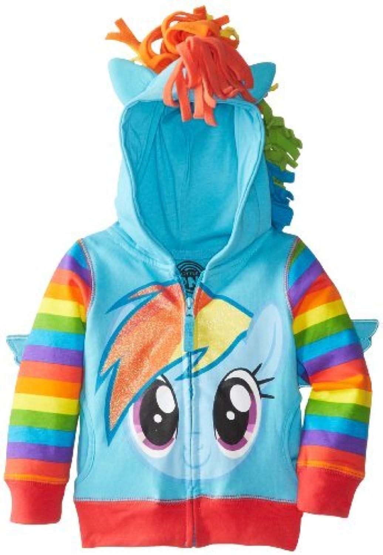 Freeze Kids Womens Girls Rainbow Dash Hoodie 4T by Freeze Kids