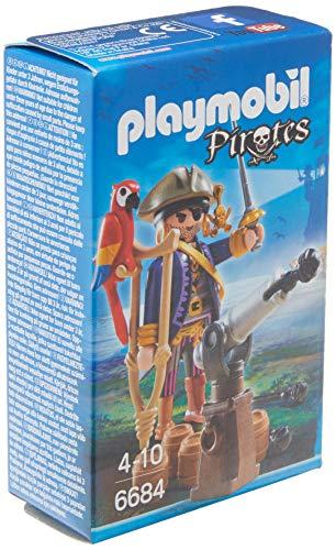 PLAYMOBIL - Capitán Pirata (66840)