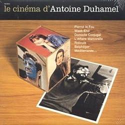 Le Cinéma d'Antoine Duhamel