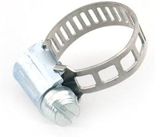 V PARTS 35898 Bolsa de 10 bridas abrazaderas metalicas para manguitos /Ø32-50