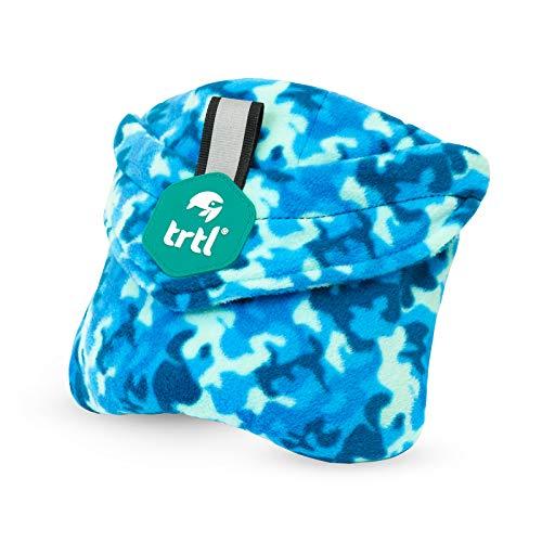 Best Travel Pillows for Kids - Trtl Pillow Junior Kids Travel Pillow
