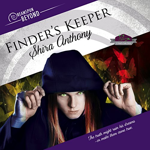 Finder's Keeper (Dreamspun Beyond) Audiobook By Shira Anthony cover art