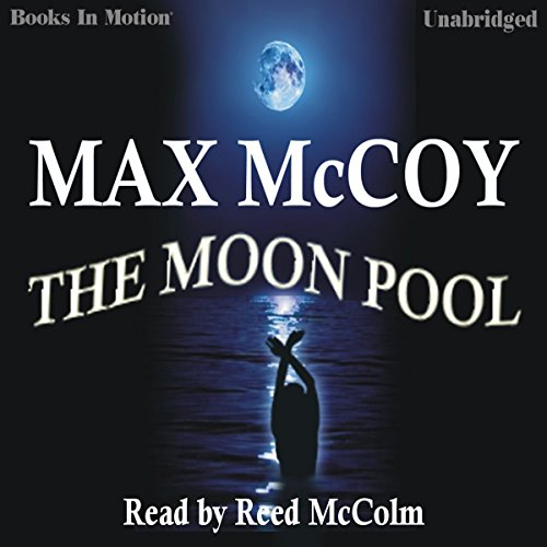 The Moon Pool audiobook cover art