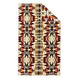[ ペンドルトン ] PENDLETON タオルブランケット オーバーサイズ ジャガード タオル XB233-55164 クレセントビュート Oversized Jacquard Towels Crescent Butte 大判 バスタオル [並行輸入品]