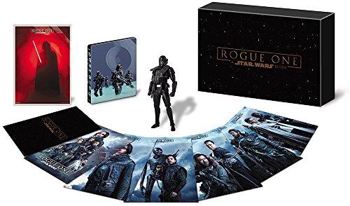 Felicity Jones - Rogue One: A Star Wars Story (3 Blu-Ray) [Edizione: Giappone] [Italia] [Blu-ray]