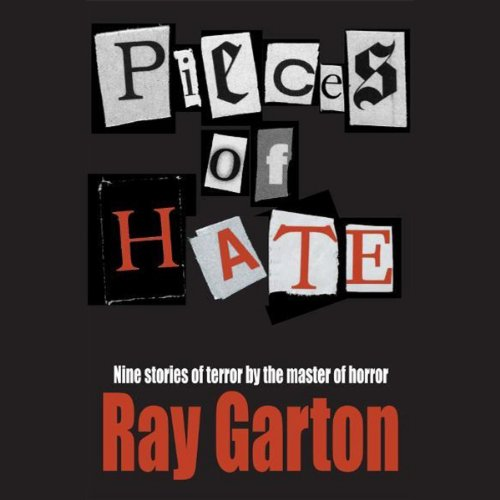 Pieces of Hate audiobook cover art