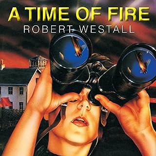 A Time of Fire copertina