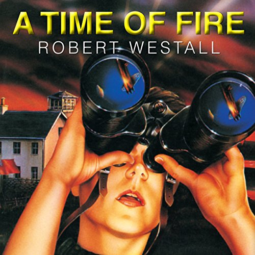 A Time of Fire audiobook cover art