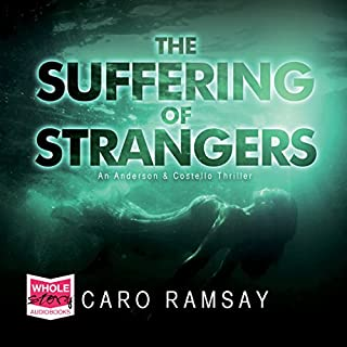 The Suffering of Strangers cover art