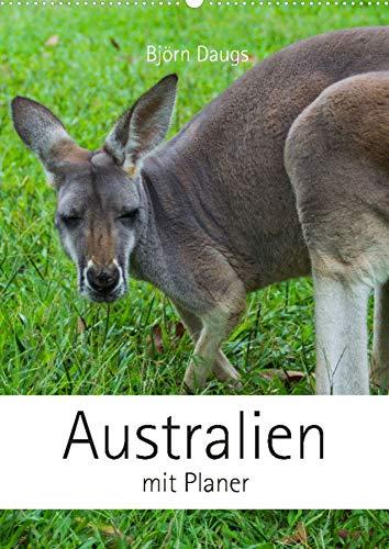 Australien mit Planer (Wandkalender...