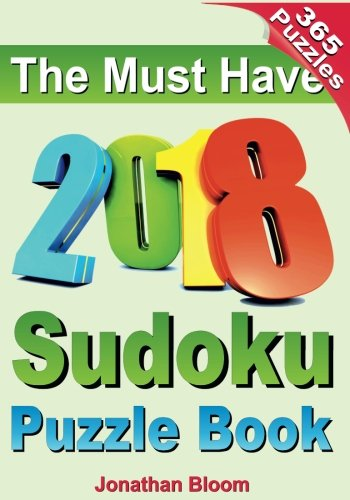 Top 10 sudoku puzzle books 2018 for 2021