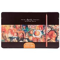 36色 油絵 色鉛筆 プロフェッショナル ペインティング アート 手塗り 鉄箱