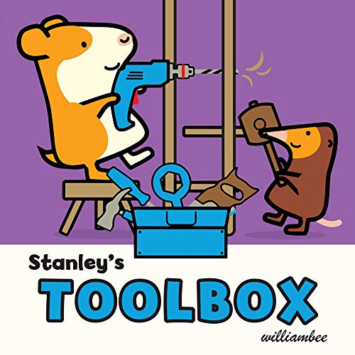 Stanley's Toolbox (Stanley Board Books)
