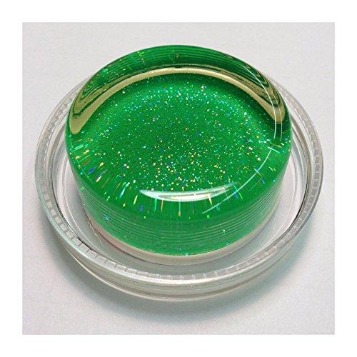 Magic Rosin Green Sparkle 3G | Rosin for String Instruments