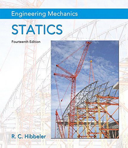 Engineering Mechanics: Statics Plus Mastering Engineering with Pearson eText -- Access Card Package (14th Edition) (Hibb