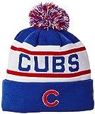 MLB Chicago Cubs New Era Biggest Fan Redux Knit Beanie, One Size, Black