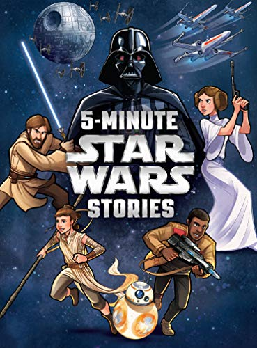 5-Minute Star Wars Stories: 4 books in 1 - Kindle edition by ...