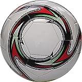 GDZTBS Balón de Fútbol Tamaño 5 Balón de Fútbol Balón de Partido Profesional Tamaño y Peso Oficial Balón de Entrenamiento Interior y Exterior