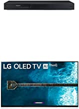 "$2243 » LG UBK90 4K Ultra-HD Blu-ray Player with Dolby Vision (2018) and Alexa Built-in E9 Series 55"" 4K Ultra HD Smart OLED TV (2019)"