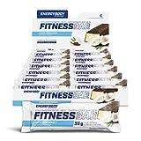 Energybody Fitness Bar Energieriegel Kohlenhydrat Riegel mit Eiweiß und Vitamine für Ausdauer...